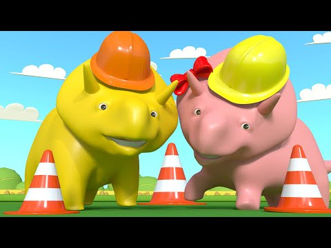 Learn public safety rules with Dino & Dina by playing Keeping Safe