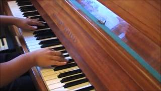 Rudimental - Feel The Love ft. John Newman (Piano Version)