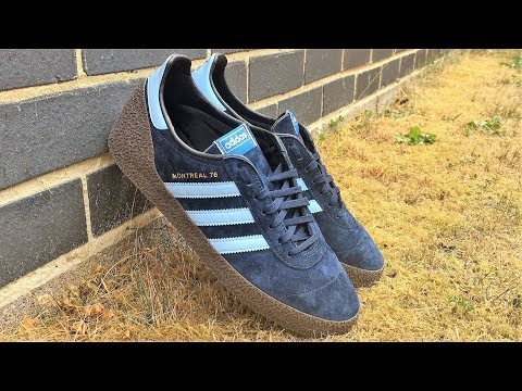 Adidas MONTREAL 76 | unboxing | on foot
