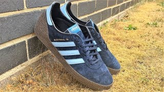 Adidas MONTREAL 76   unboxing   on foot