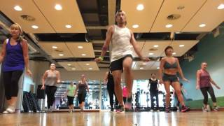 Englishman in New York Cris Cab ft Willy William remix choreography by Zumba Papi Uk zumba fitness