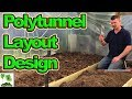 Brian Changes His Polytunnel Layout