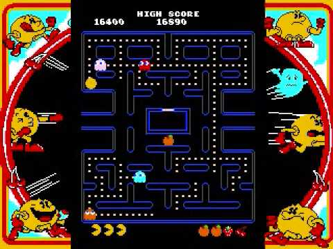 Image result for namco museum ps1 pac man