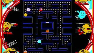 Namco Museum Vol. 1 Gameplay: Pac-Man