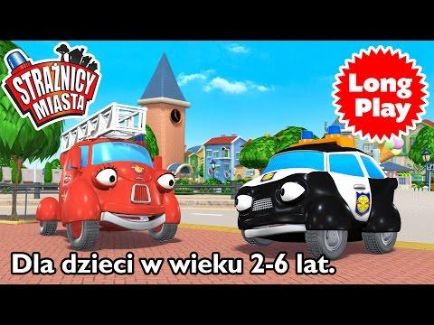 "Strażnicy Miasta - Non-Stop! Long Play ""Komplet zestawów 01"""