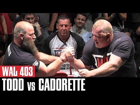 WAL 403: Jerry Cadorette vs Michael Todd