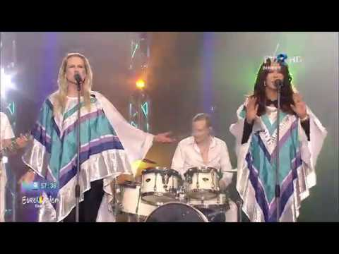 Arrival recital (Eurovision 2017 Romania Final)