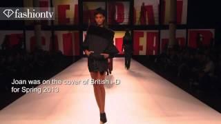 Joan Smalls   Model Talk   Fall Winter 2013 14 Fashion Week   FashionTV Thumbnail