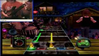 Let´s play Guitar Hero 3 German #2 Talk Dirty To Me by Poison | Axido