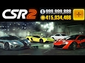 CSR Racing 2 MOD APK🔥| UNLIMITED Money & Gold [APK]