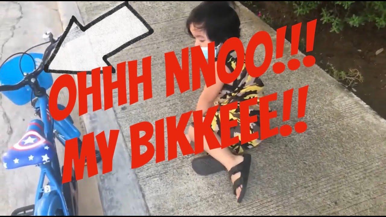 Biking | With Lola and Papa