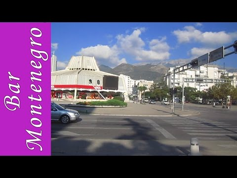 About Montenegro - town Bar