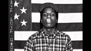 ASAP Rocky- Wassup (Instrumental)