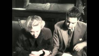 The 39 Steps (excerpt) - Madeleine Carroll removes her stockings