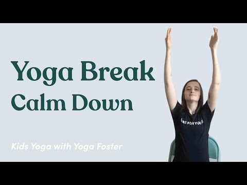 Mindful Remote Learning Yoga Foster