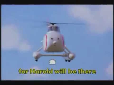 harold the helicopter reversed