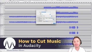 How to Cut Music in Audacity
