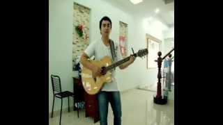 Dấu Mưa - Quả Tim Máu OST Guitar cover