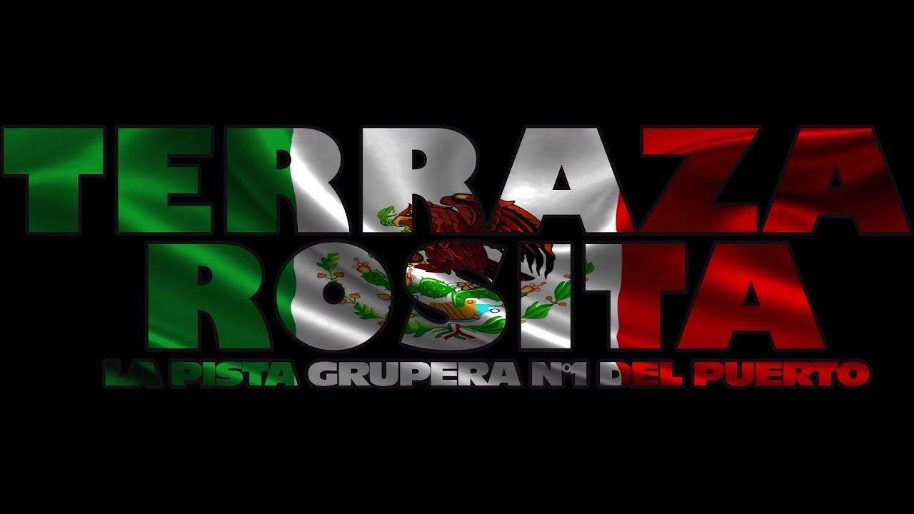 Alfa 7- Popurri Cumbias - Terraza Rosita - 15 de Septiembre 2017
