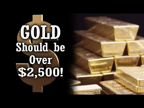 Gold Should be $2,500+ based on US Money Supply - Bruce Bragagnolo Interview