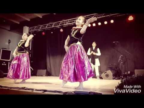 Barsha Raut Dance Performance Sydney | NYLON KO SARI | PURBA PASCHIM RAIL | MITHO