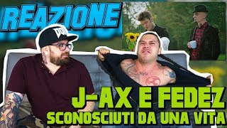 J-AX & Fedez - Sconosciuti da una vita | RAP REACTION 2017 | ARCADE BOYZ