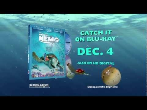 Finding Nemo - Available on Blu-ray Combo Pack December 4!