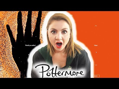 ILVERMORNY House Sorting On Pottermore - American Hogwarts