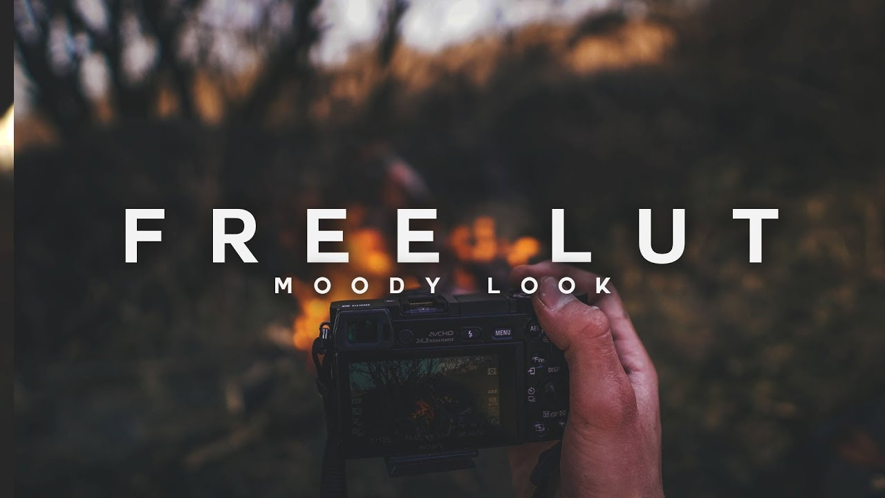 Free Moody Look Cinematic Lut By Me Free Download Youtube