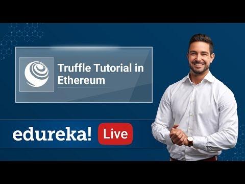 Truffle Tutorial In Ethereum | Blockchain Training | Edureka | Blockchain Live - 3