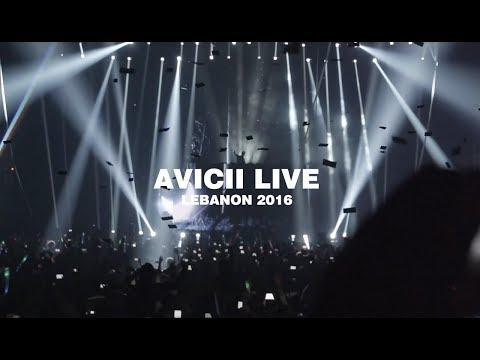 AVICII Live @ Beirut 2016
