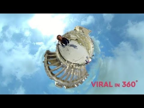 """Metropolises Europe, 6_Ep. Travel Athens! Viral in 360! """"The Parthenon"""" in 6k"""