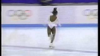 Surya Bonaly (FRA) - 1994 Lillehammer, Figure Skating, Ladies' Free Skate