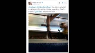 Gillian Jacobs on PWG