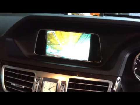 2014 benz interface DVBT 2 mirror link reverse cam