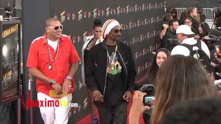 "Snoop Dogg at KEVIN HART ""Let Me Explain"" Movie Premiere Red Carpet in Los Angeles"