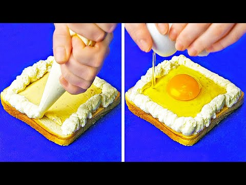 26 QUICK AND EASY BREAKFAST RECIPES