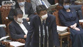 総理「一心同体です」 菅長官との不仲説に(20/06/11)