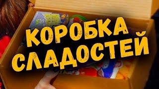 ЦЕЛАЯ КОРОБКА СЛАДОСТЕЙ ДЛЯ КИСИМЯКИ!