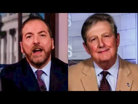 Chuck Todd Dumbfounded By Republican's Endless Lies
