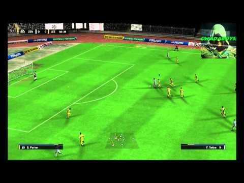 FIFA 10 Прохождение Карьеры Часть 1 (обзор,летсплей)