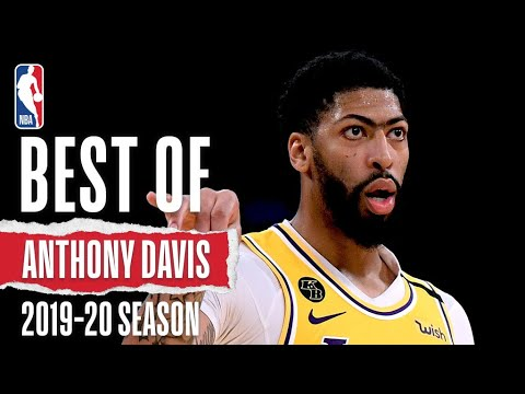 The BEST of AD   2019-20 Full Season Highlights
