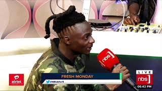 NBS After5 with Kalfa Aganaga Why he works so hard