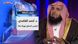 أحمد بن قاسم الغامدي وحديث عن الأمر بالمعروف والنهي عن المنكر في حديث العرب مع سليمان الهتلان