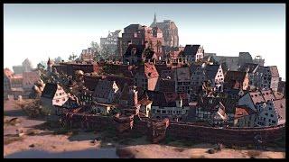Most Epic Siege Map Ever - Battle of Mont Saint-Michel | Men of War Assault Squad 2 Mod Gameplay