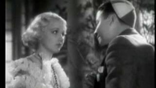 Mary Kornman Kissed by Jack Oakie in College Humor 1933