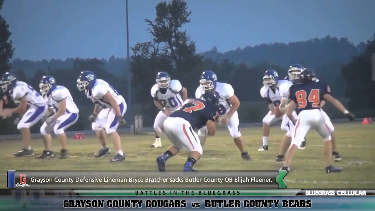 Grayson County vs. Butler County