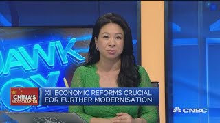 Chinese president Xi Jinping praises domestic reform initiatives | Squawk Box Europe