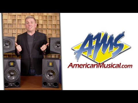 Adam Audio Bring the Party - Adam Audio Powered Studio Monitors