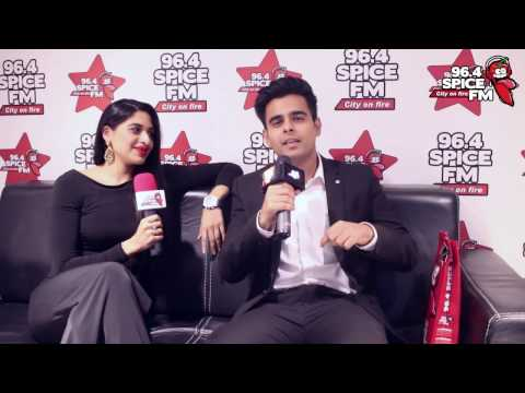 A song by Siam Ahmed for RJ Tazz | Tazz With The Stars | Spice FM